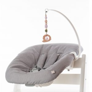 Newborn Set Mobile Herbst Rosa