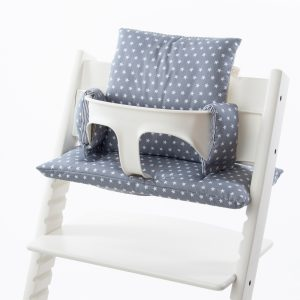 Babyrella for Stokke Sitzkissen Grey Little Star