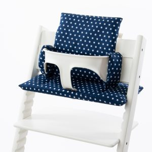 Stokke Sitzkissen Blue Little Star
