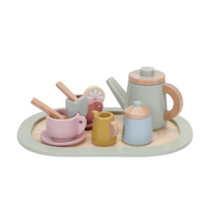 Little Dutch Tee Set Holz Bunt