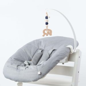 Newborn Set Mobile Dunkelblau