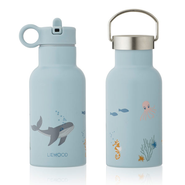 Liewood Trinkflasche Anker Sea Creature Mix