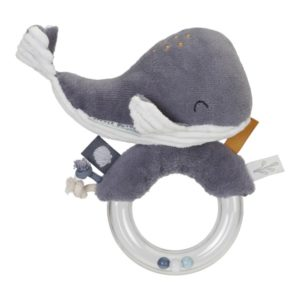 Little Dutch Ringrassel Ocean Wal Blau